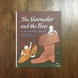 「The Shoemaker and the Elves」Adrienne Adams(エイドリアン・アダムス)