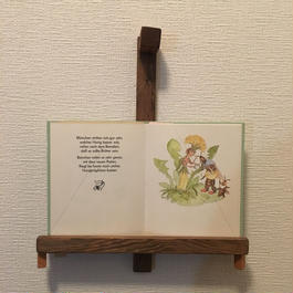 「BOOK FRAME SIZE S(壁掛けタイプ ツガ/塗装仕上げ)」