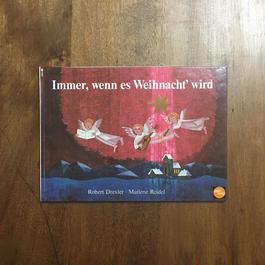 「Immer, wenn es Weihnacht' wird」Marlene Reidel(マーレン・リーデル)