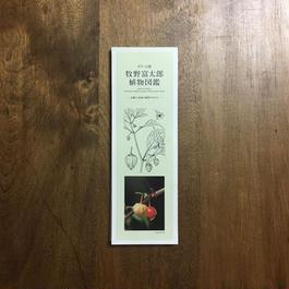 「牧野富太郎植物図鑑 武庫川流域の植物から」牧野富太郎