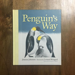 「Penguin's Way」Johanna Johnston Leonard Weisgard(レナード・ワイスガード)