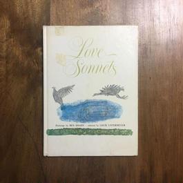 「Love Sonnets」BEN SHAHN(ベン・シャーン)