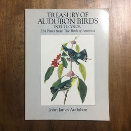 「TREASURY OF AUDUBON BIRDS」John James Audubon