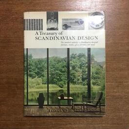 「A Treasury of SCANDINAVIAN DESIGN」