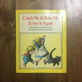 「Catch Me & Kiss Me & Say It Again」Clyde Watson Wendy Watson