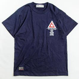 "Full Push "" SANITY T-Shirt "" Navy Body"