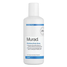 【ボディニキビ】Murad   Clarifying Spray