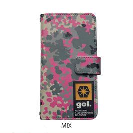 セミオーダースマホケース(MIX G686-466)
