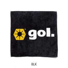 ハンカチタオル(G388-346 BLK)
