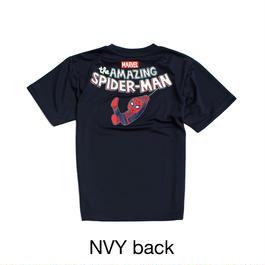 Jr.スパイダーマン ドライシャツ