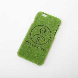 greenbird iphone6/6sケース collaborate with shibaful