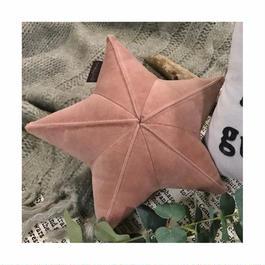 guffaw オリジナルスタークッション 30cm <Pink コーデュロイ>