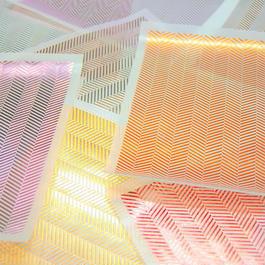 箔折り紙( Haku-Origami )イグニスヘリンボーン