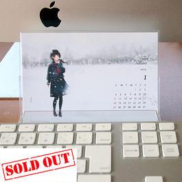 武井裕之 × 和遥キナ『制服少女カレンダー2015』オリジナルプリント作品
