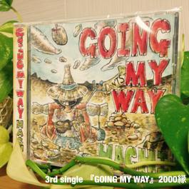 3rd single GOING MY WAY
