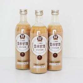 玄米甘酒(490ml×12本入)