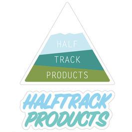 half track magnet & sticker