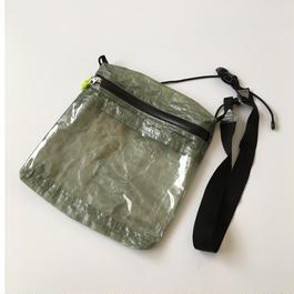 front pouch - Cuben -
