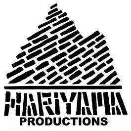Hariyama Logo Sticker
