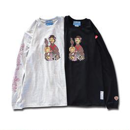 GRIZZLY BEAR JAMBOLEE LONGSLEEVE T-shirts
