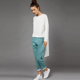 【SALE 】Polka dots comfy pants HP8110