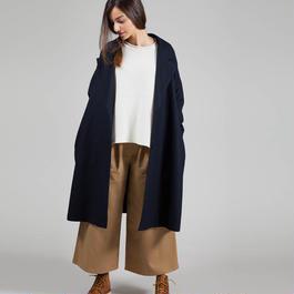 【SALE 】Oversized A-line coat HJ8114