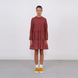 【SALE 】Geometric printed dress HD6103
