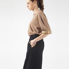 【SALE】Two tuck halfpants HP7110