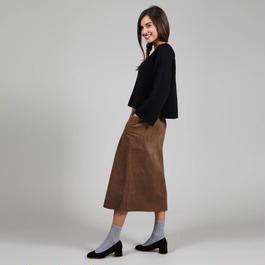 【SALE 】Corduroy skirt HS8118