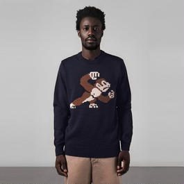 【SALE 】King Kong Sweater  HMK6103