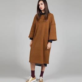 【SALE 】Knitted Maxi Dress HD8132