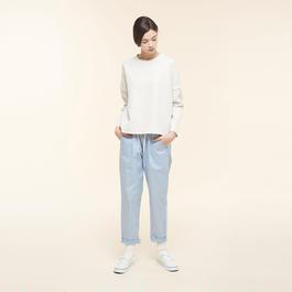 【SALE】Comfy cotton pants HP9104
