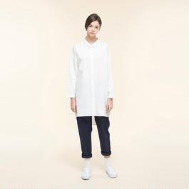 【SALE】Wide Cotton Shirt HC9101