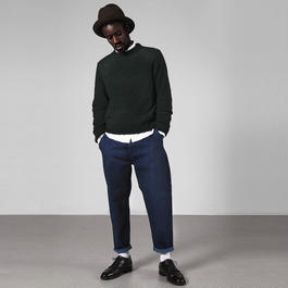 【SALE 】Bouclè Wool Sweater HMK6104