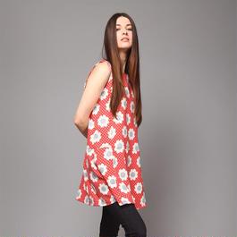 【SALE】Sleeveless Dress HD7205