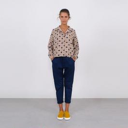 【SALE 】Printed Blazer Shirt HC6107