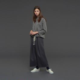 【SALE 】Wide Wool-blend pants HP10117
