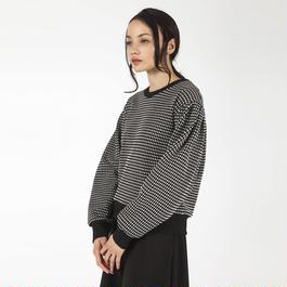 【SALE 】Puff Shoulder Sweatshirt HT7107