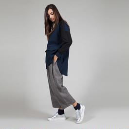【SALE 】Tartan Check Wide Pants HP8130