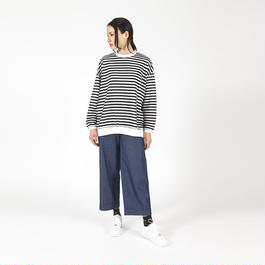 【SALE 】High Waisted Denim Pants HP7102