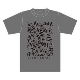「テルハノTシャツ」グレー
