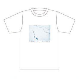 「アトノオトTシャツ」ホワイト