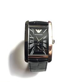 正規品 美品 アルマーニ 腕時計