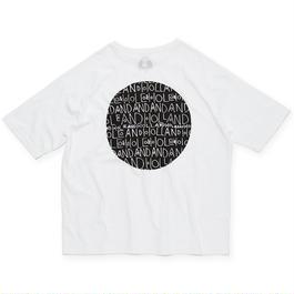 CIRCLE POCKET T-SHIRT / WHITE