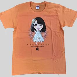 臼澤みさき SHINE しろ衣装 Tシャツ