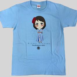 臼澤みさき さんさ衣装 Tシャツ