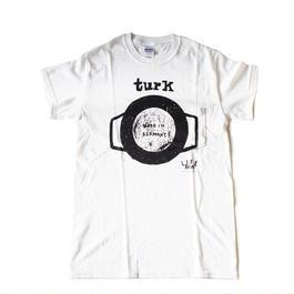 TURK ポケットT-SHIRTS(white)Men's