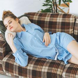 シャツパジャマ