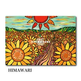 Mac Book カバー 〝HIMAWARI〟