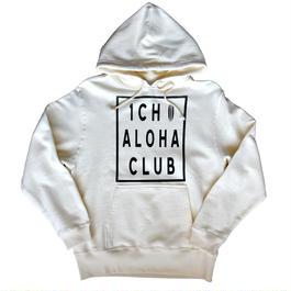 オリジナルロゴ ICHI ALOHA CLUB パーカー